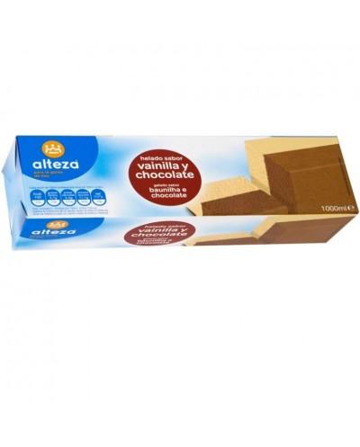 BARRA VAINILLA/CHOCO ALTEZA 1L