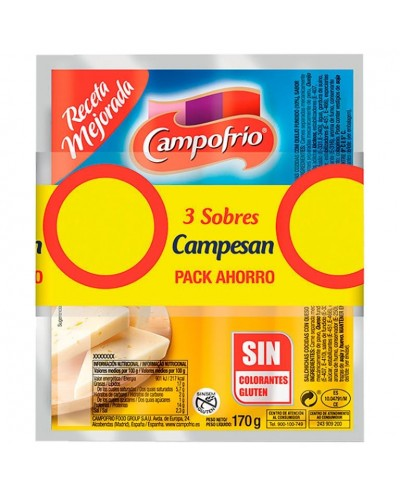 SALCH CAMPESAN CAMPOFRIO...