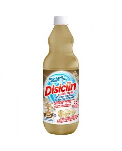 FREGASUELOS DISICLIN GOLD 1L