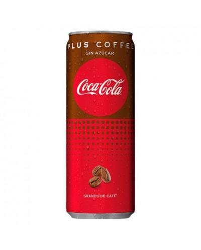 COCA-COLA PLUS COFFE 25CL