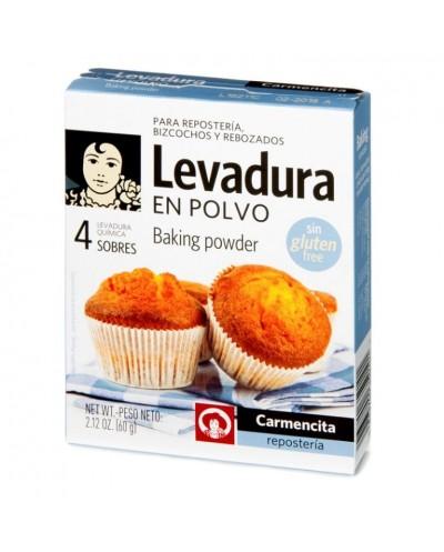LEVADURA CARMENCITA REPOST...