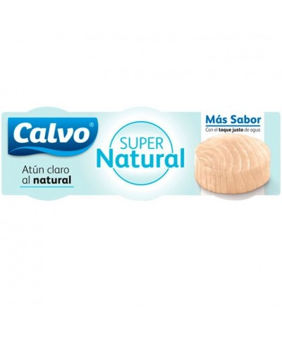 ATUN CALVO SUPER NATURAL...