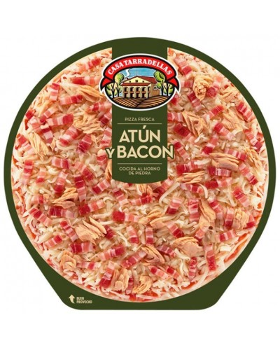 PIZZA TARRADELLAS ATUN Y...