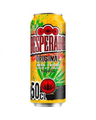 CERVEZA DESPERADOS LATA 50CL