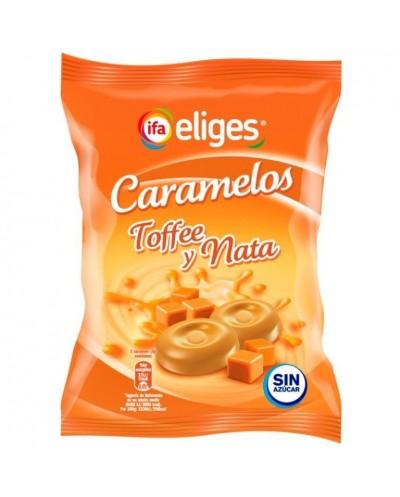 CARAMELOS IFA CAFE-NATA 90G