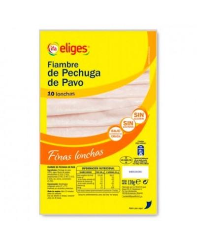 PECHUGA DE PAVO IFA LONCHAS...