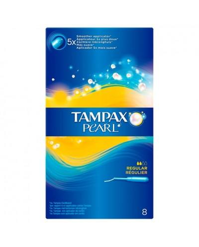 TAMPAX PEARL REGULAR 8UD
